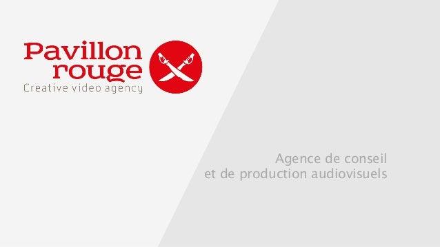 Agence de conseil  et de production audiovisuels