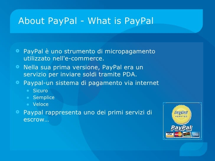 paypal business model