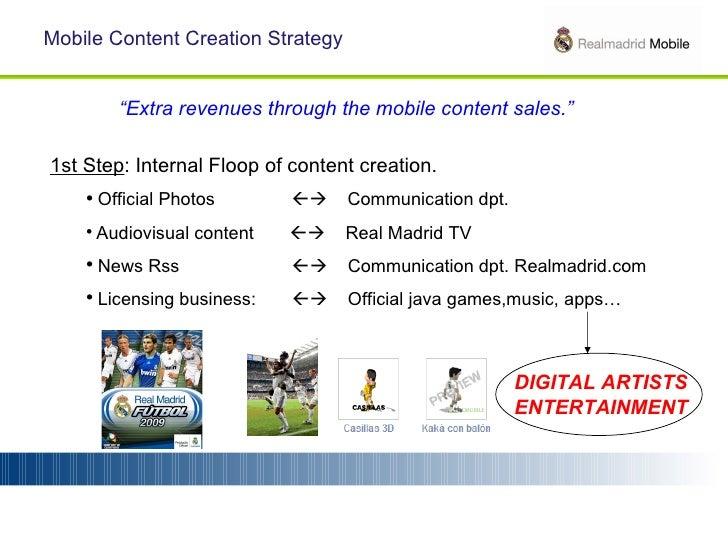Real Madrid Marketing Harvard Business Case