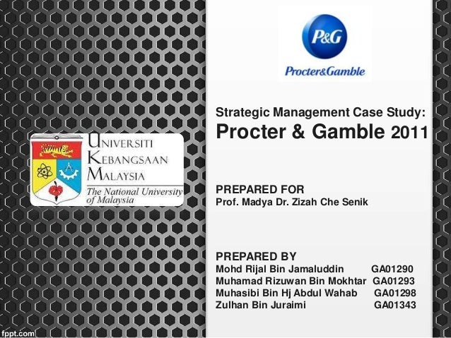 Procter and gamble company 2011 case study play free poker 5 card draw