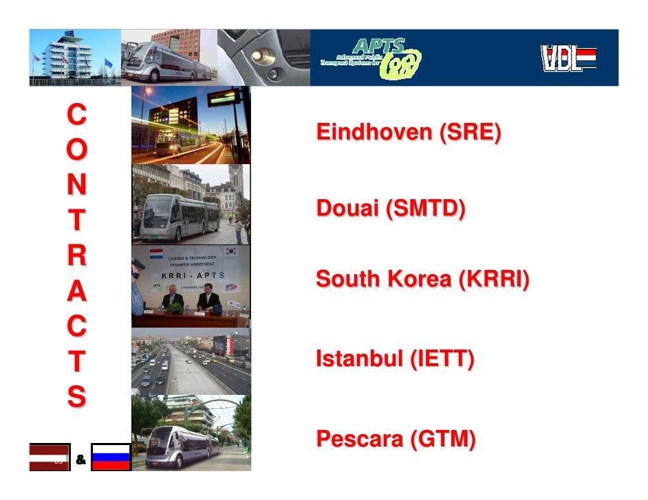 C          Eindhoven (SRE)      O      N          Douai (SMTD)      T      R          South Korea (KRRI)      A      C    ...