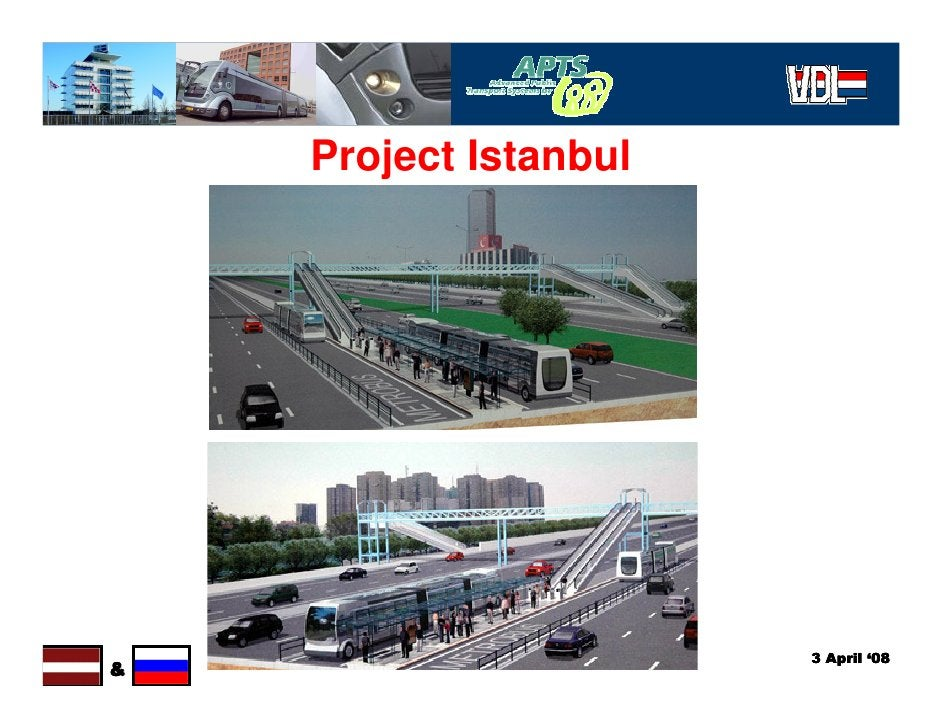 Project Istanbul                            3 April '08 &