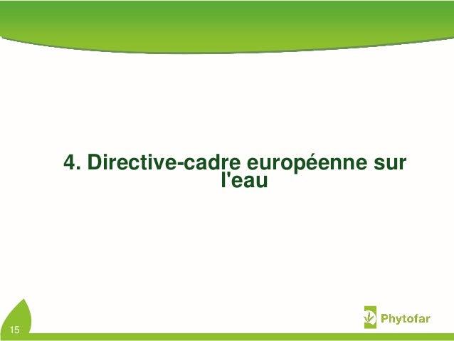 4. Directive-cadre européenne surleau15