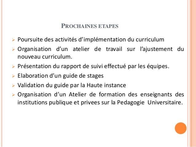 presentation  pilotage cureni 13nov14 pptx1