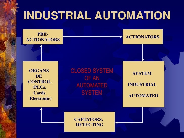 INDUSTRIAL AUTOMATION     PRE-                                ACTIONATORS ACTIONATORS                    CLOSED SYSTEM ORG...