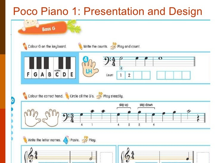 Image Result For Poco Music Theory Book