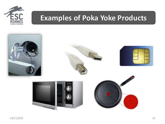 poka yoke Poka-yoke is japan term which means 'mistake-proofing' poka-yoke prevents errors to convert into defects or defective products hence improving quality there are two types of mistake proofing done: a preventive poka-yoke: mistake proofing to avo.
