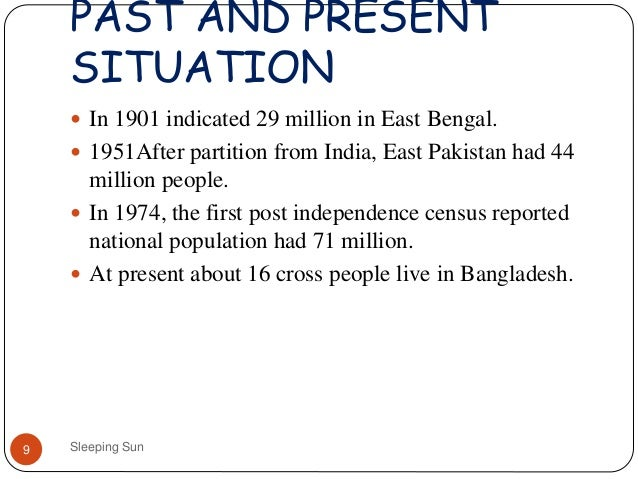 A Composition on Population Problem in Bangladesh