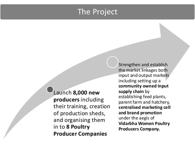 Presentation poultry project India