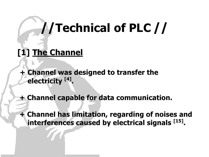 UOW-PowerLineCommunication(Presentation)