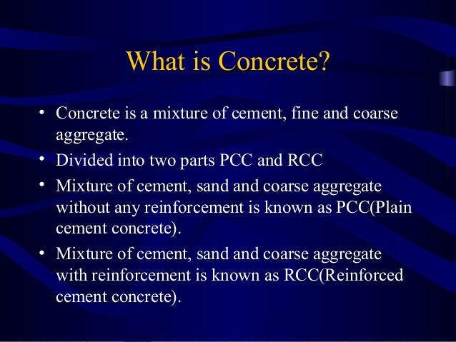 Cement Setting Time : Presentation prc i consistency final initial setting