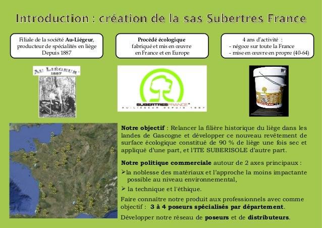 Presentation procedes subertres mode diapo Slide 2