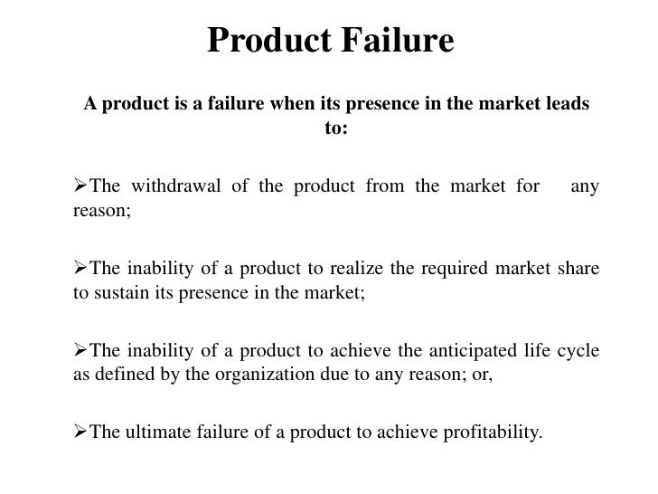product development failure new coke Case study: a look back at the new coke just the biggest failure in new product they had a great working team for research and development of the new formula.