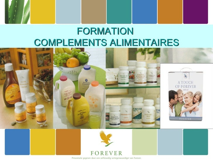 FORMATIONCOMPLEMENTS ALIMENTAIRES