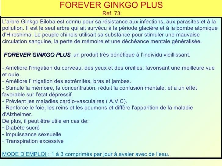 Forever Living Ginkgo Plus - en.dhakaa.com