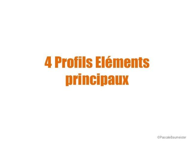 """Présentation """"Profil des 5 Éléments"""" Slide 3"""