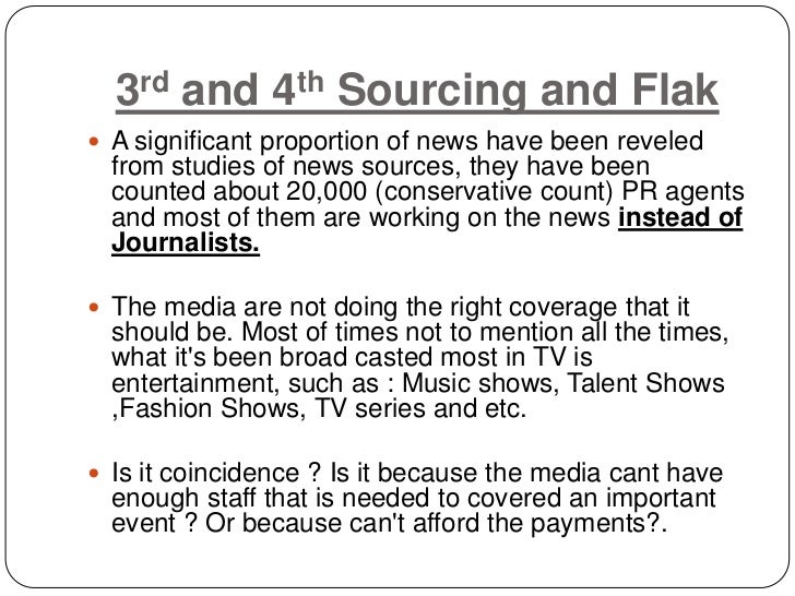 what is the propaganda model Herman, edward s 'the propaganda model: a retrospective,' against all reason, 9 grudnia 2003 r fairness and accuracy in reporting medialens.