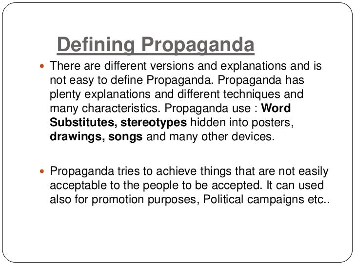 the propaganda model The framework of the propaganda model, enemies of the us government were highlighted by us media as abusers of human rights, undemocratic, and belligerent, while the crimes of the us government and its allies were.