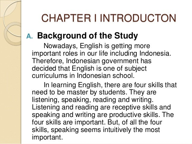 importance of realia Supporting ells in the mainstream classroom: reading instruction by and realia ell learners allow ells to better understand the material while learning.
