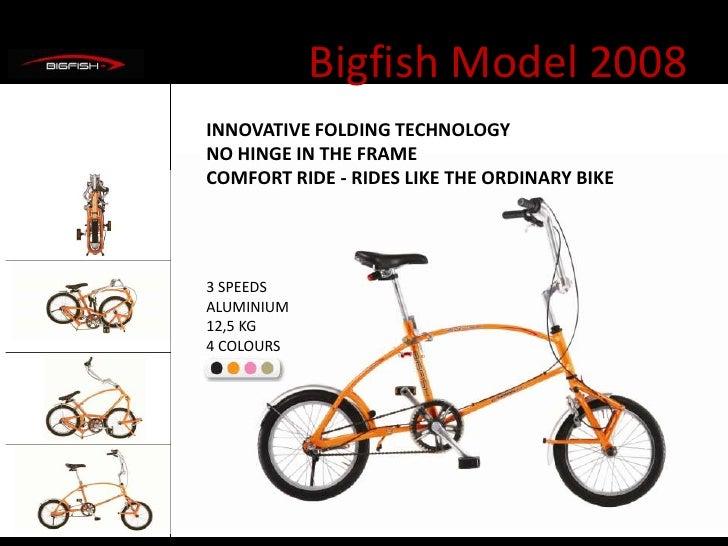 Bigfish Folding Bike Quick Overview Sept09