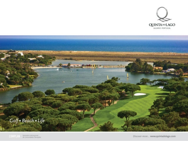Presentation quinta do lago
