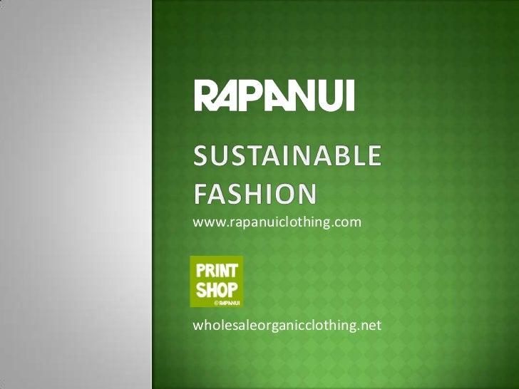 www.rapanuiclothing.comwholesaleorganicclothing.net