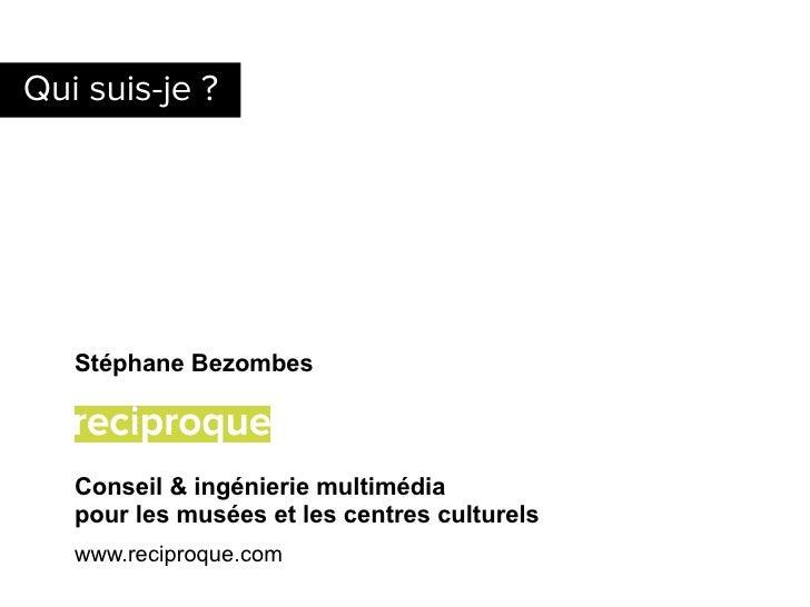 Patrimoine numérique et industries créatives Slide 2
