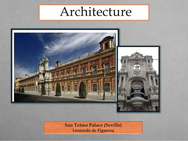 renaissance and baroque architecture essay Essay: baroque style the baroque style was a style in which the art and artists of the time focused upon details, and intricate designs during this time the portraits began to portray modern life, and artists turned their backs on classical tradition.