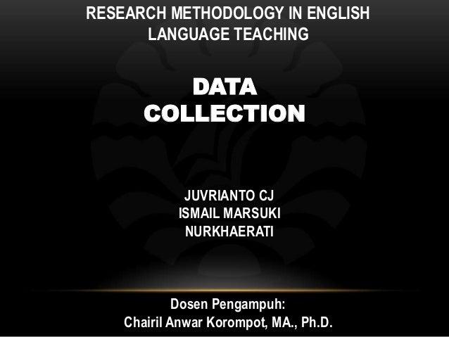 Teaching English & Literature Research Paper Starter