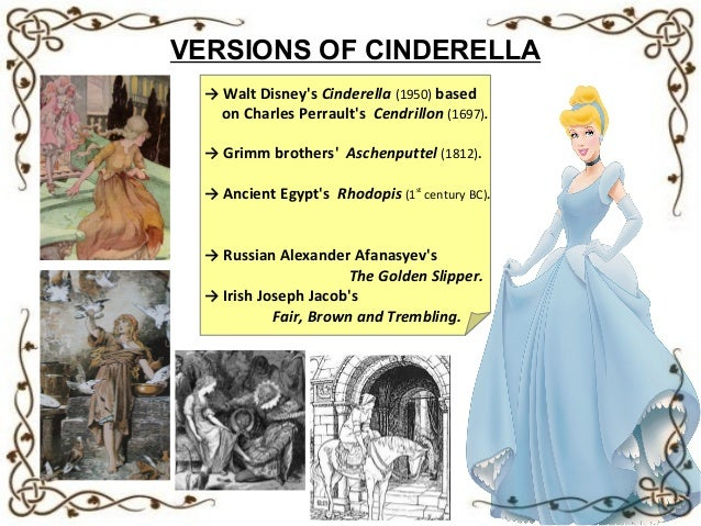 overview of works by walt disney and brothers grimm Grimm brothers, and of course, disney since film versions of fairy tales produced by the walt disney company are the most popular adaptations in america today, they demonstrate what has been accepted and.