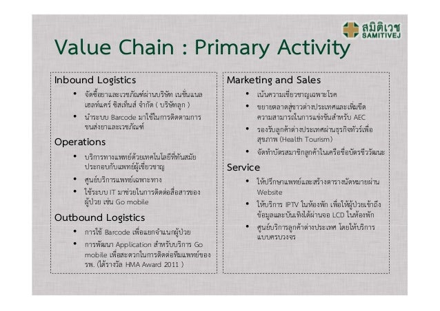 Value and value chains in healthcare: a quality management ...