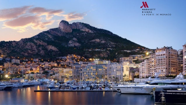 Monaco / France Border