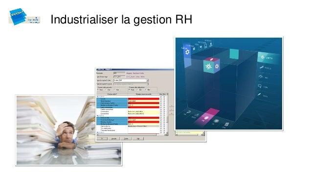 Industrialiser la gestion RH