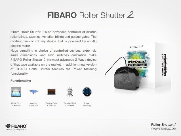 Presentation Rollershutter Eng