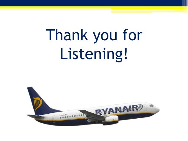 ryanair marketing strategy and strategic issues The objectives of the ryanair corporation  business strategy of ryanair  (2000) strategic marketing planning for radically new products journal of.