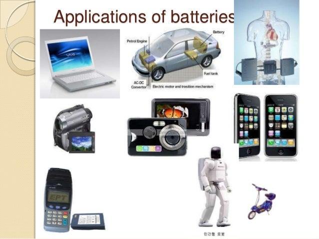 Li Ion Batteries