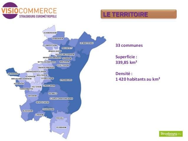 Attractivit du territoire de strasbourg et de l 39 eurom tropole for Chambre de commerce strasbourg