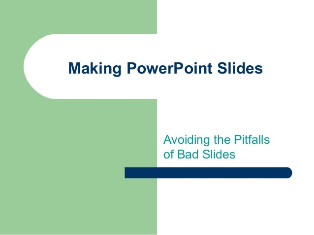 Tips for making effective powerpoint slides ppt video online.