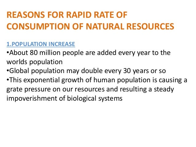 role of individuals for conservation of natural resources Find out information about conservation of resources  critical elements of the effective conservation of natural resources  they play an essential role in.