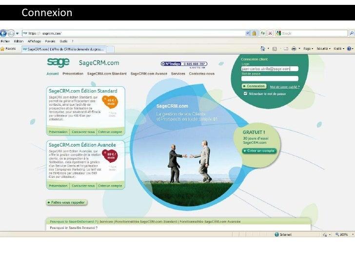 Presentation SageCRM.com Slide 2
