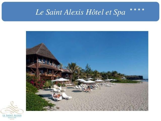 Le Saint Alexis Hôtel et Spa