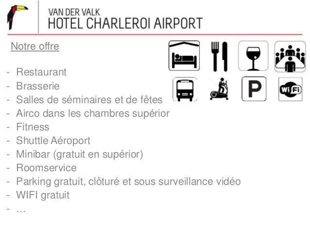Hotel Charleroi Parking Gratuit