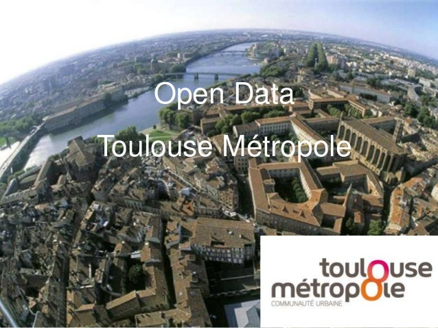 Open Data Toulouse Métropole