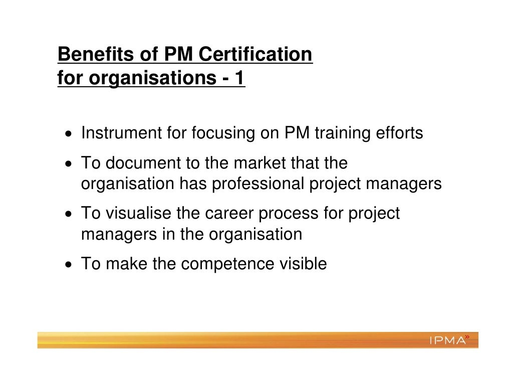 Project Management Certification & ICB 3