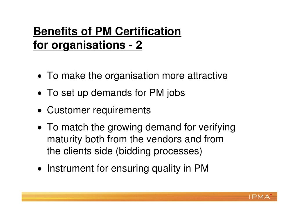 PM Certification Processes    Title        Capabilities         Certification Process                        Validity     ...