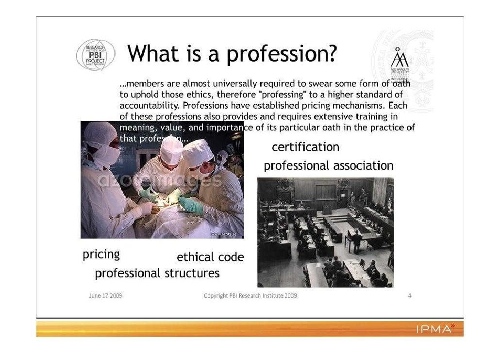 Presentation schaden