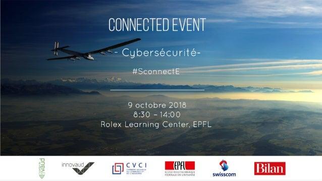 www.cvci.ch/cybersecurite LE PARTENAIRE DES ENTREPRISES Claudine Amstein Directrice de la Chambre vaudoise du commerce et ...