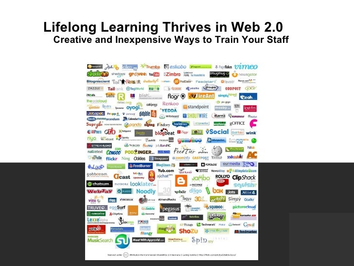 Lifelong Learning Thrives in Web 2.0   Creative and Inexpensive Ways to Train Your Staff