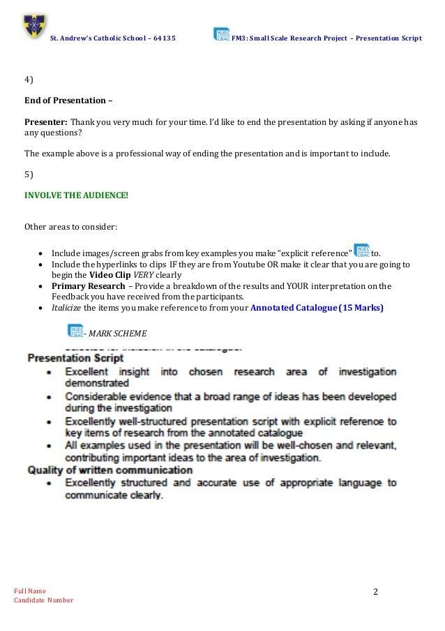 presentation script template, Templates