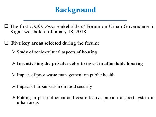 Presentation second utafiti sera forum ipar rwanda 20182404